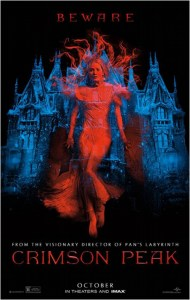 Guillermo Del Toro's Crimson Peak Gets First Trailer…WOW!!