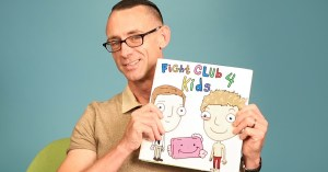 Chuck Palahniuk Re-writes Fight Club For Children