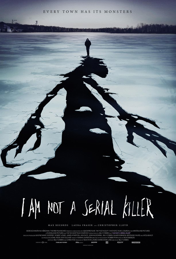 I Am Not A Serial Killer movie poster