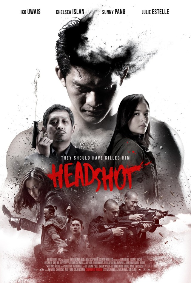 Iko Uwais HEADSHOT Movie