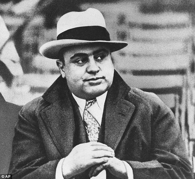 Tom Hardy Al Capone Movie in the works