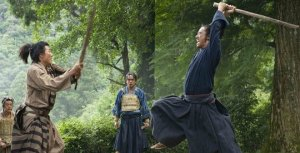 The Sword Is Mightier Than The Gun: TATARA SAMURAI Review