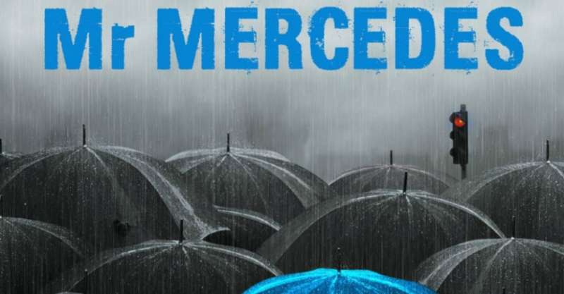 CRIME SERIES MR MERCEDES