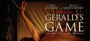 Netflix Original Review: Mike Flanagan's GERALD'S GAME