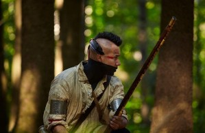 Trailer And Poster For Ted Geoghegan's MOHAWK