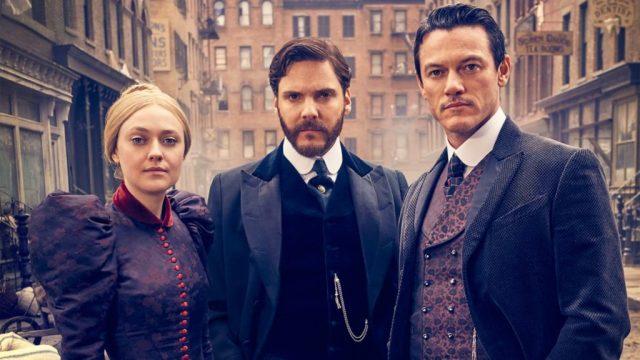 3 tv shows to binge The Alienist