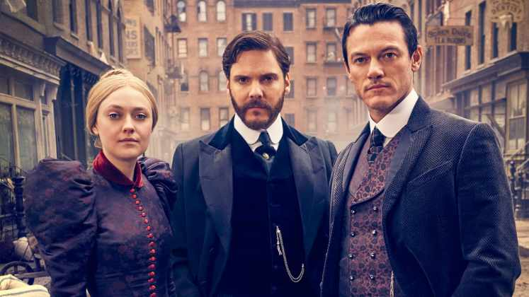 3 tv shows to binge The Alienist