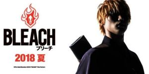 Japanese Live-Action Adaptation Of Manga Classic BLEACH On It's Way