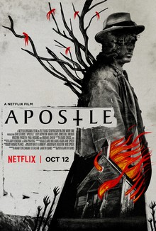 New Netflix Apostle Gareth Evans Netflix Poster