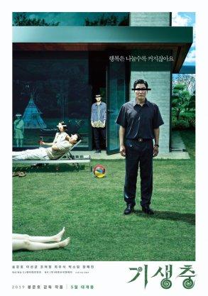 New Dark Asian Movies - Parasite- South Korea