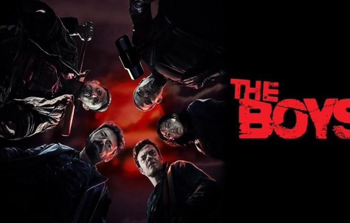 The Boys Season 2 Amazon Prime