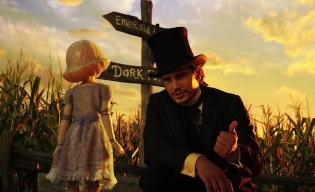 Movie review: 'Oz the Great and Powerful' | movie ink™