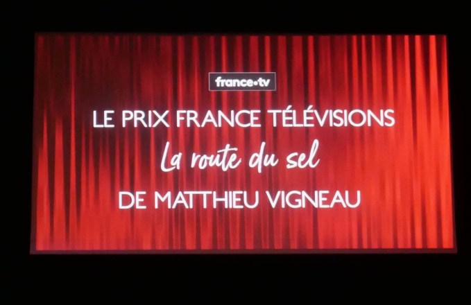 prix france television