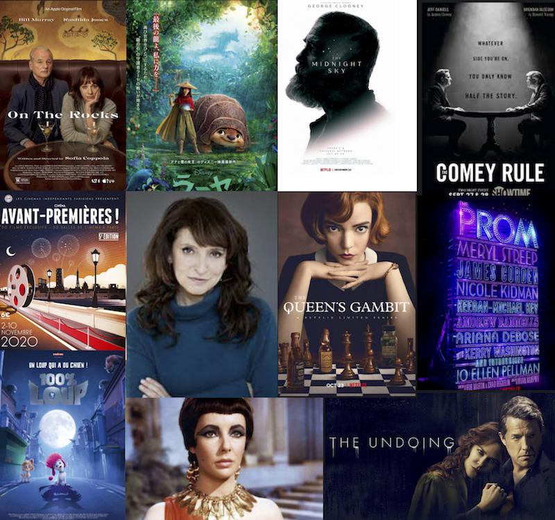 films et séries