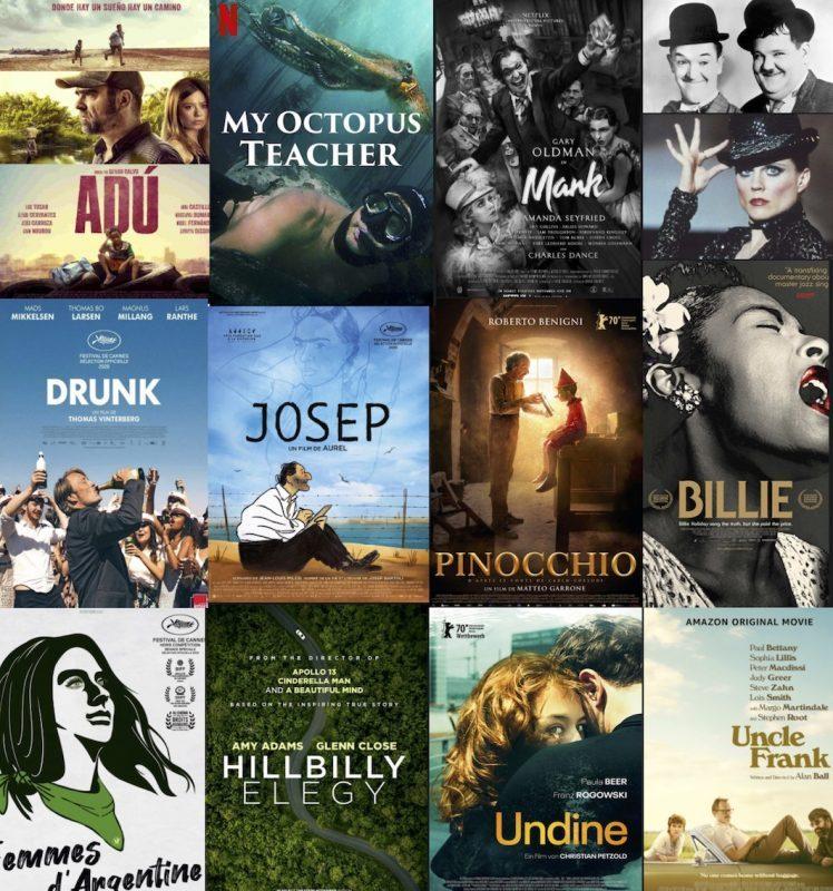 Films 2020