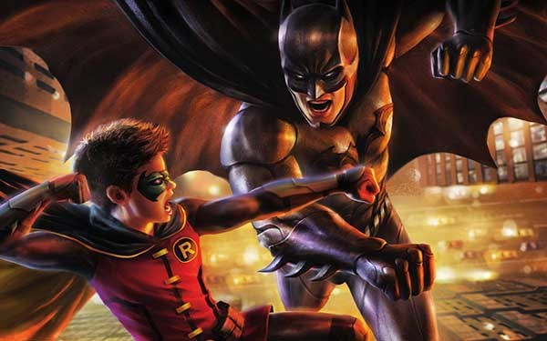 BATMAN vs ROBIN | Review