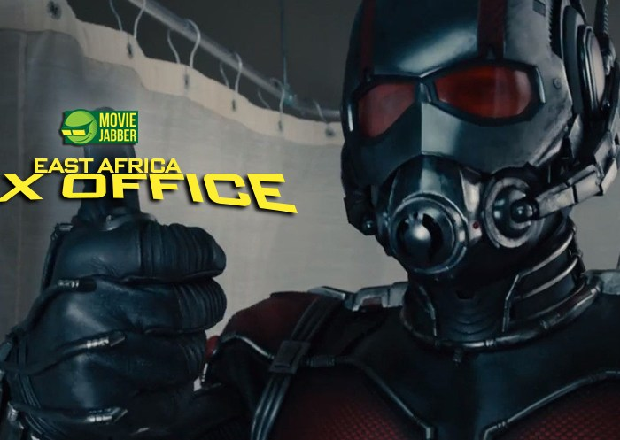 EAST AFRICA BOX OFFICE | Ant-Man Still Rules