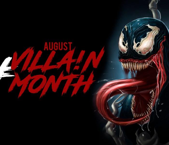 Movie Jabber's PopCulture Now!   Episode #2   We Kick Off Villain Month