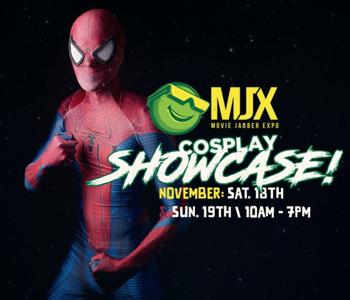 MJX 2017 VOLUME 2 | Sign Up for the Cosplay Showcase!