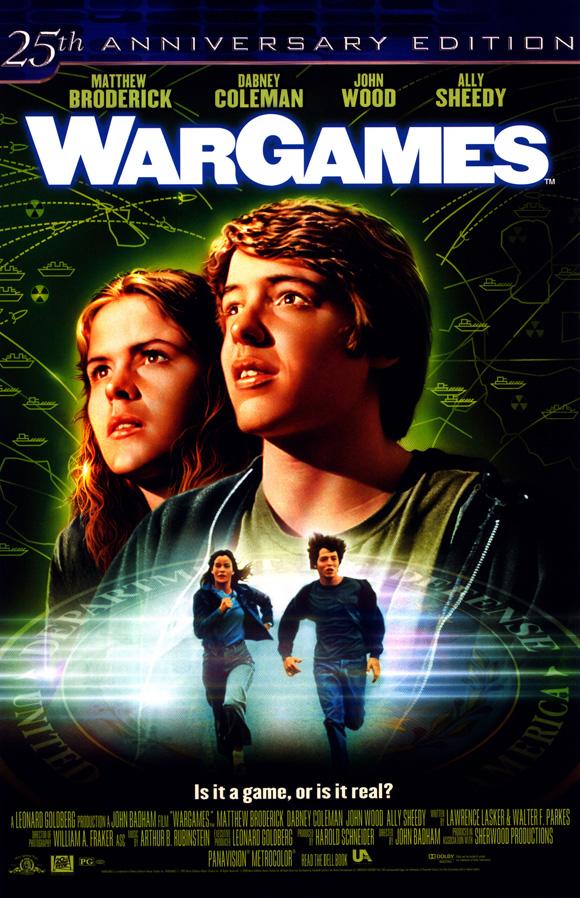 Wargames[1983]  Movie Junkyard
