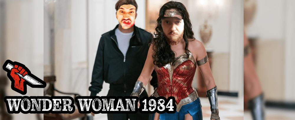 Wonder Woman 1984 - Podcast mit Kane und Korbi
