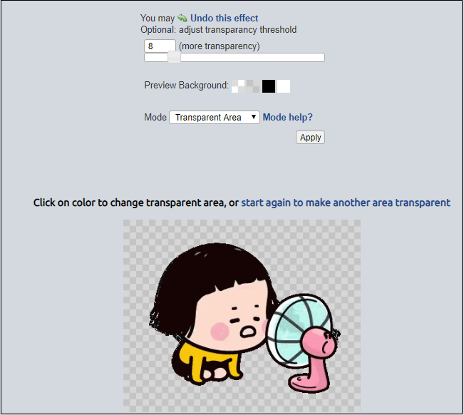 Make Gif Transparent 2 Online Transparent Gif Makers
