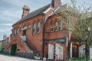 The East Anglian Railway Museum