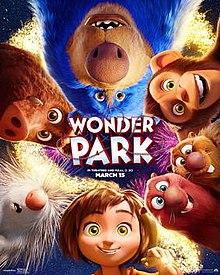 Nickelodeon Movies Wonderpark : nickelodeon, movies, wonderpark, MoviemanMDG