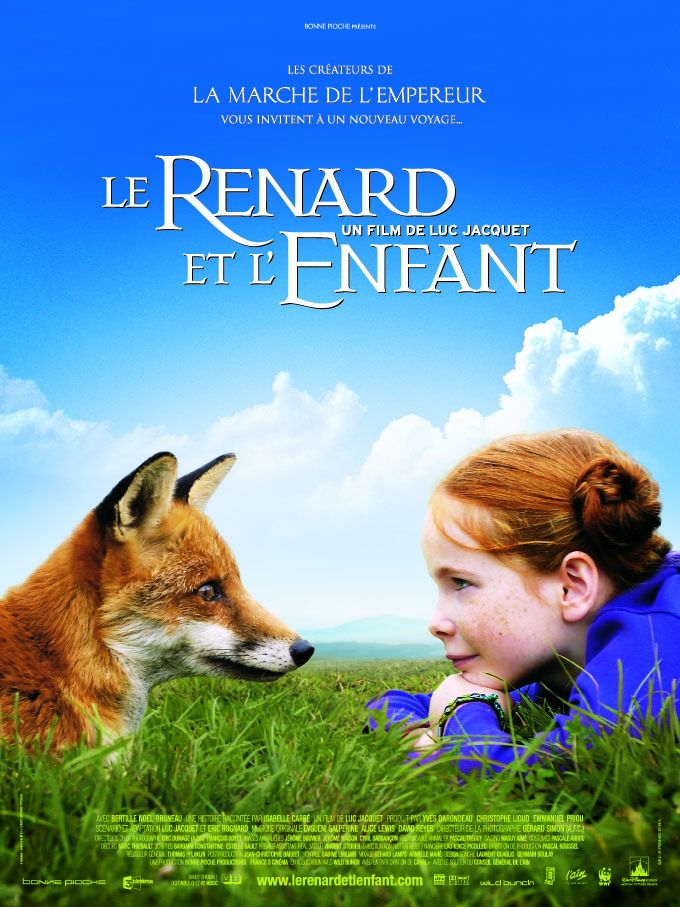 Le Renard Et L Enfant : renard, enfant, Renard, L'Enfant, (Film,, 2007), MovieMeter.nl