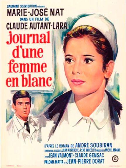 Journal D'une Femme En Blanc : journal, d'une, femme, blanc, Journal, D'une, Femme, Blanc, (Film,, 1965), MovieMeter.nl