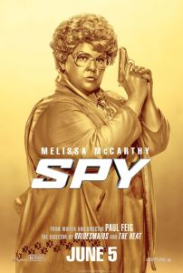 Spy is a genuinely funny film