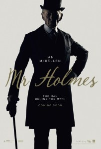 Mr Holmes stars Ian McKellen and Laura Linney