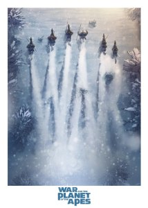War for the Planet of the Apes Nerds' Eye View