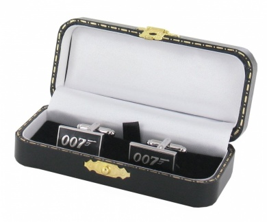 James Bond Cufflinks