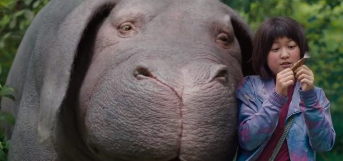 Okja by Netflix