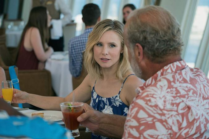 Kristen Bell in Like Father