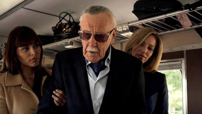 Stan Lee in Marvel Agents of SHIELD