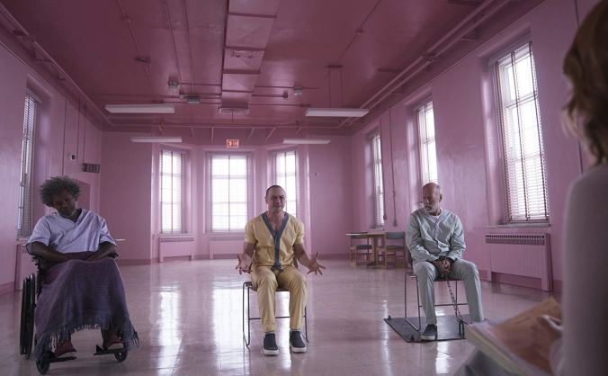 Still from Glass