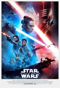 The Rise of Skywalker poster