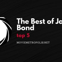 The Best of James Bond: Top 5