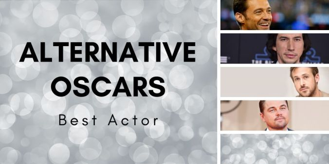 Best Actor Alternative Oscars