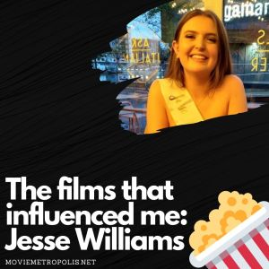 Influential films for Jesse Williams