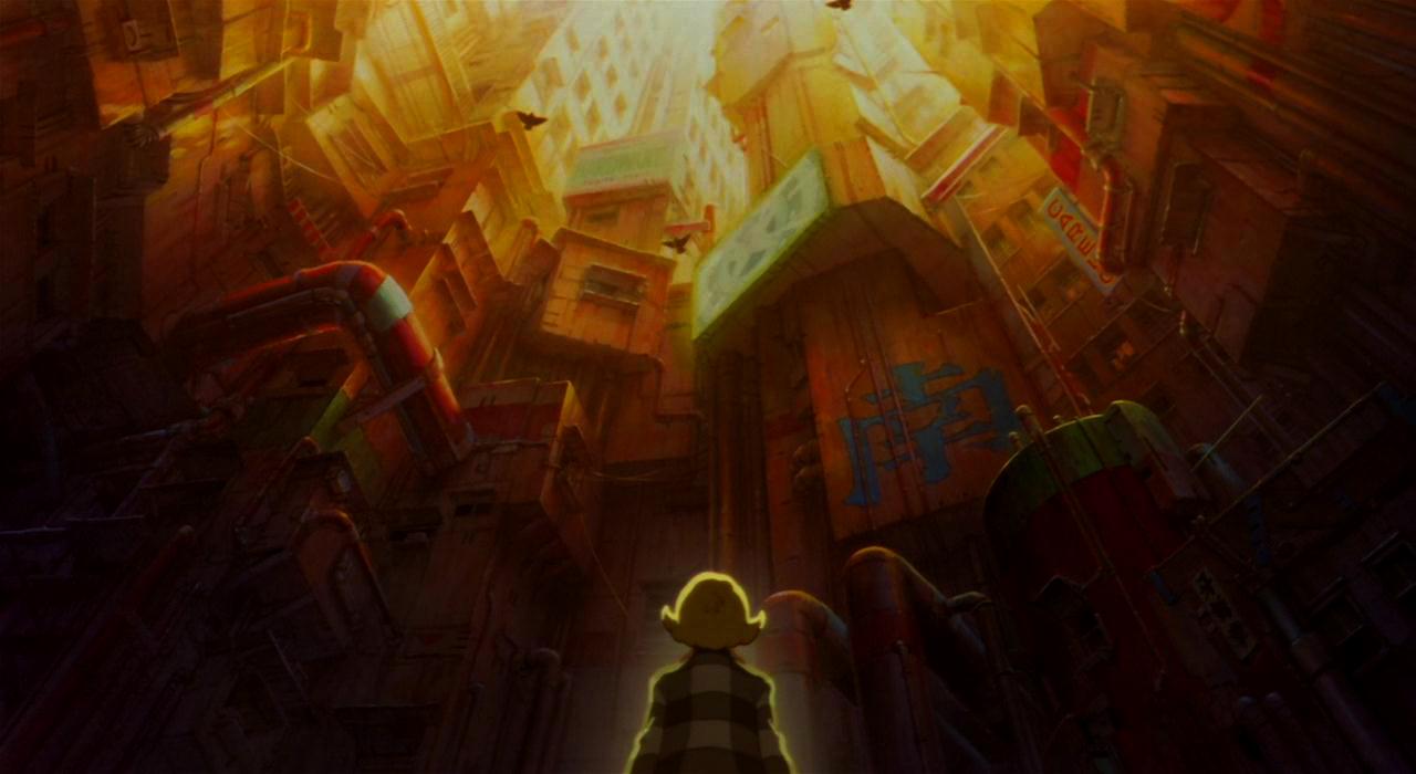 Playing In The Fall Wallpaper Metropolis Rintaro 1 Movie Mezzanine