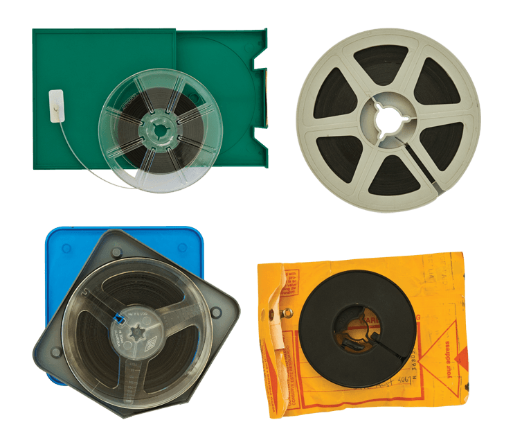 8mm and 16mm Film to DVD Transfers in Adelaide