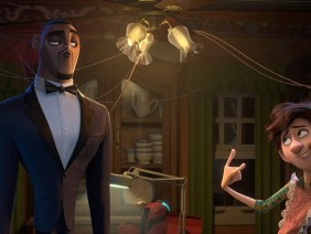 spies in disguise features