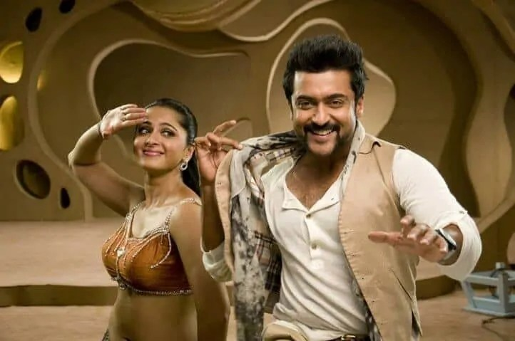 suriya movies list