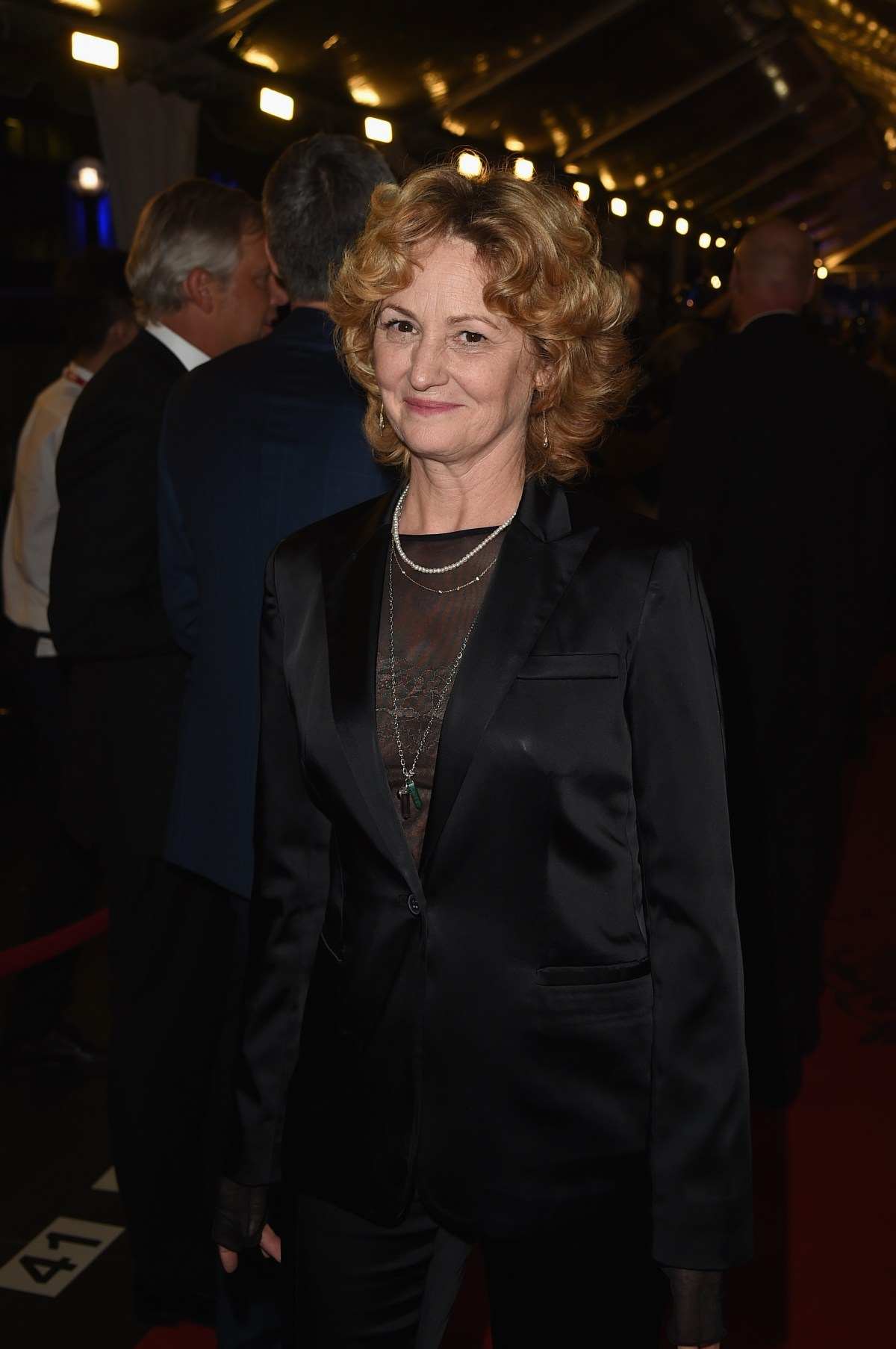 "TORONTO, ON - SEPTEMBER 09:  Actress Melissa Leo attends the ""Snowden"" premiere during the 2016 Toronto International Film Festival at Roy Thomson Hall on September 9, 2016 in Toronto, Canada.  (Photo by Kevin Winter/Getty Images)"