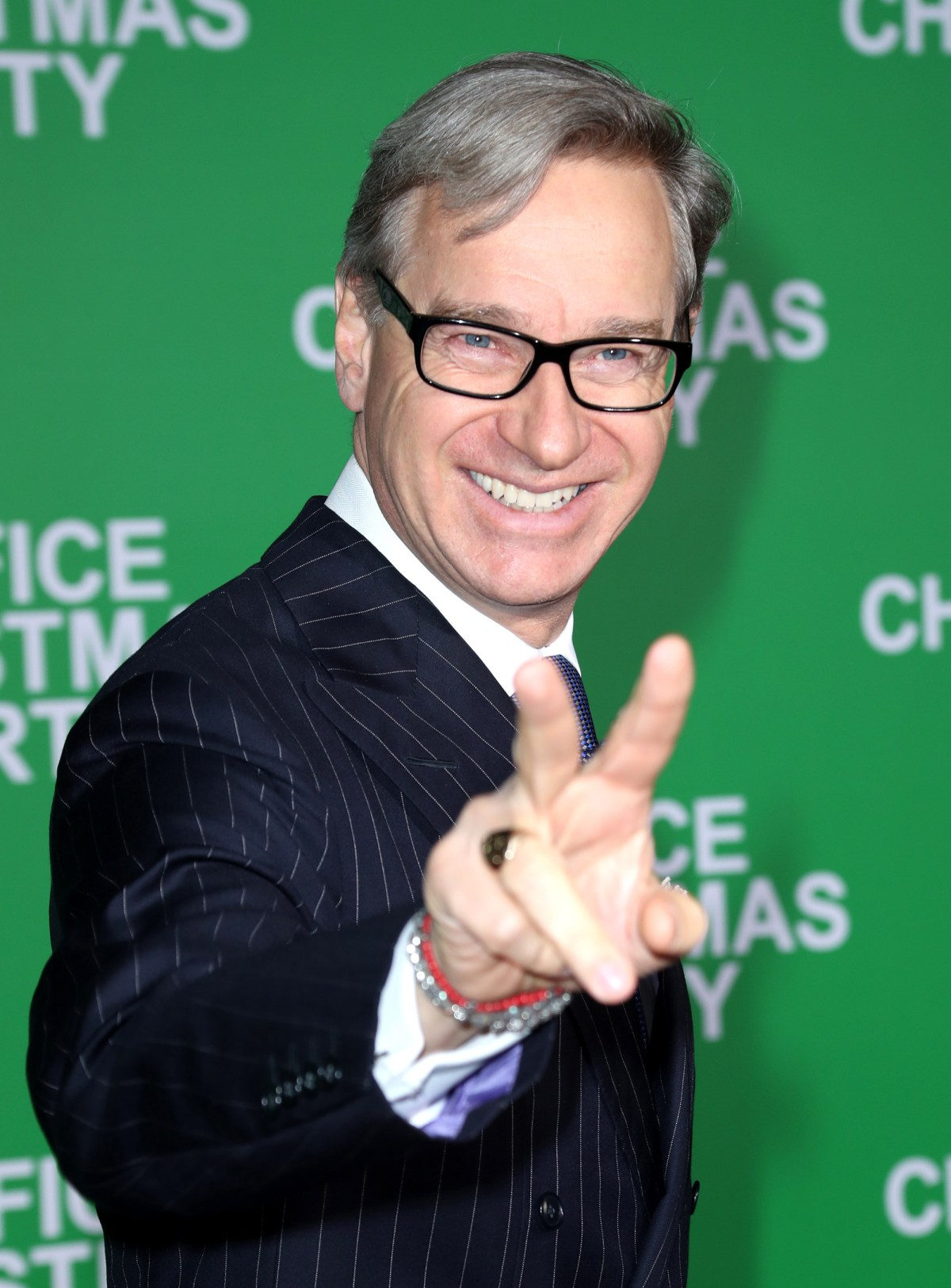 "WESTWOOD, CA - DECEMBER 07:  Director Paul Feig attends the LA Premiere of Paramount Pictures ""Office Christmas Party"" at Regency Village Theatre on December 7, 2016 in Westwood, California.  (Photo by Jonathan Leibson/Getty Images for Paramount Pictures) *** Local Caption *** Paul Feig"