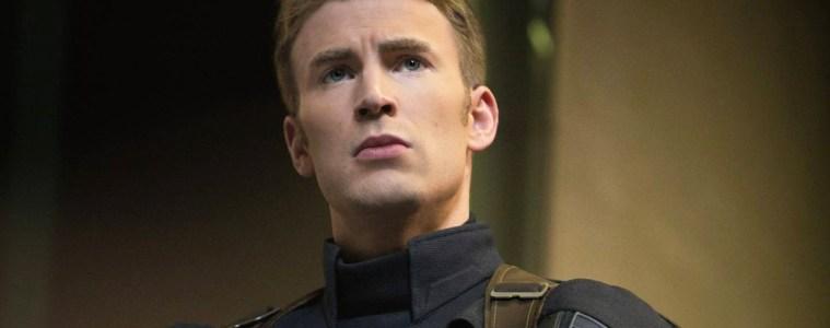 """""""Marvel's Captain America: The Winter Soldier""""..Captain America/Steve Rogers (Chris Evans)..Ph: Zade Rosenthal..© 2014 Marvel.  All Rights Reserved."""