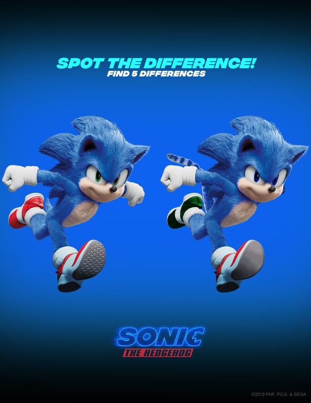 Descarga Hojas De Actividades De Sonic The Hedgehog